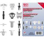 KFZ-Befestigungsclip-Sortiment für Mercedes, 270-tlg.